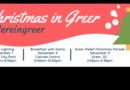 Greer Prepares for Christmas Events