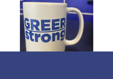 Greer Strong Mugs Benefiting Greer Community Ministries