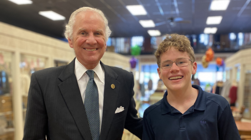 Henry McMaster Interview