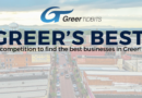 Greer's Best Competition