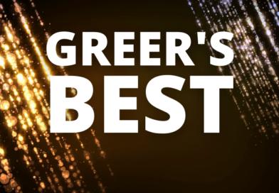 Greer's Best Winners Announcement